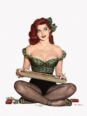 Pin Up Art Military. Labels: Pin-Up Girls,