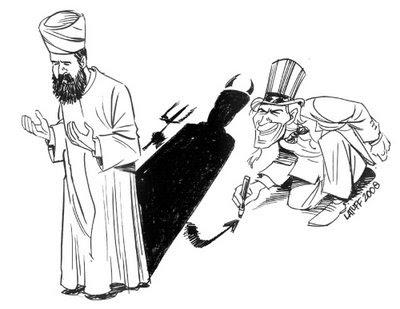 Masihkah Umat Islam Berharap pada Amerika?