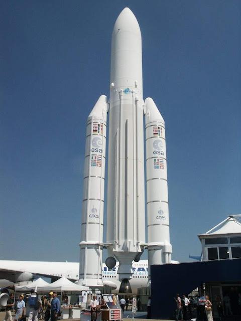 Inilah 10 Roket Antariksa Terbesar didunia yang Pernah Dibuat Manusia