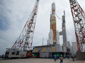 Roket Antariksa Terbesar didunia yang Pernah Dibuat Manusia