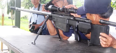 dicopasdong.blogspot.com - Senjata Buatan Indonesia Yang Dapat Menembus Tank