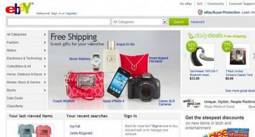 eBay – Merubah Cara kita membeli dan menjual