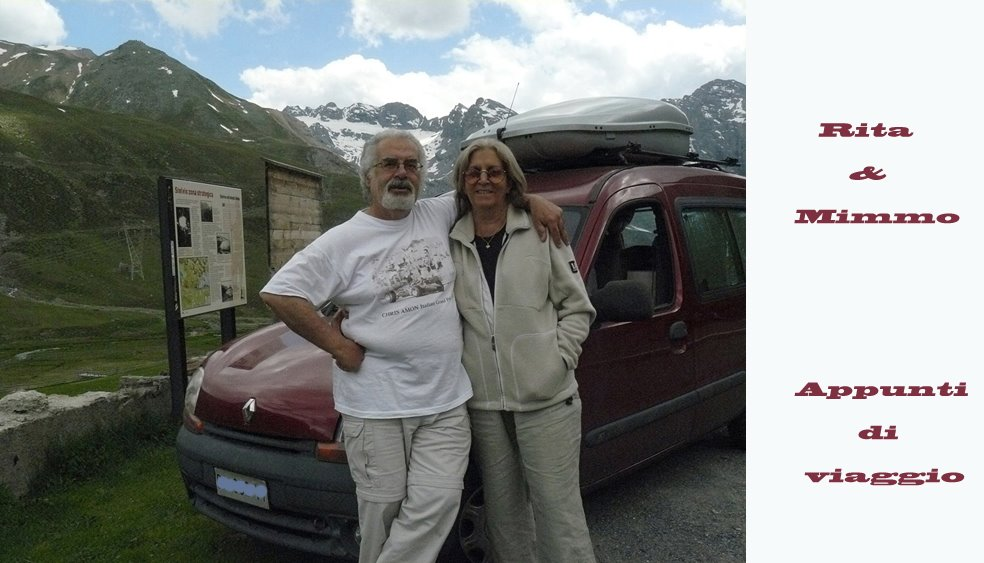 I VIAGGI DI Rita & Mimmo