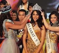miss indonesia 2010 asyifa syafiningdyah