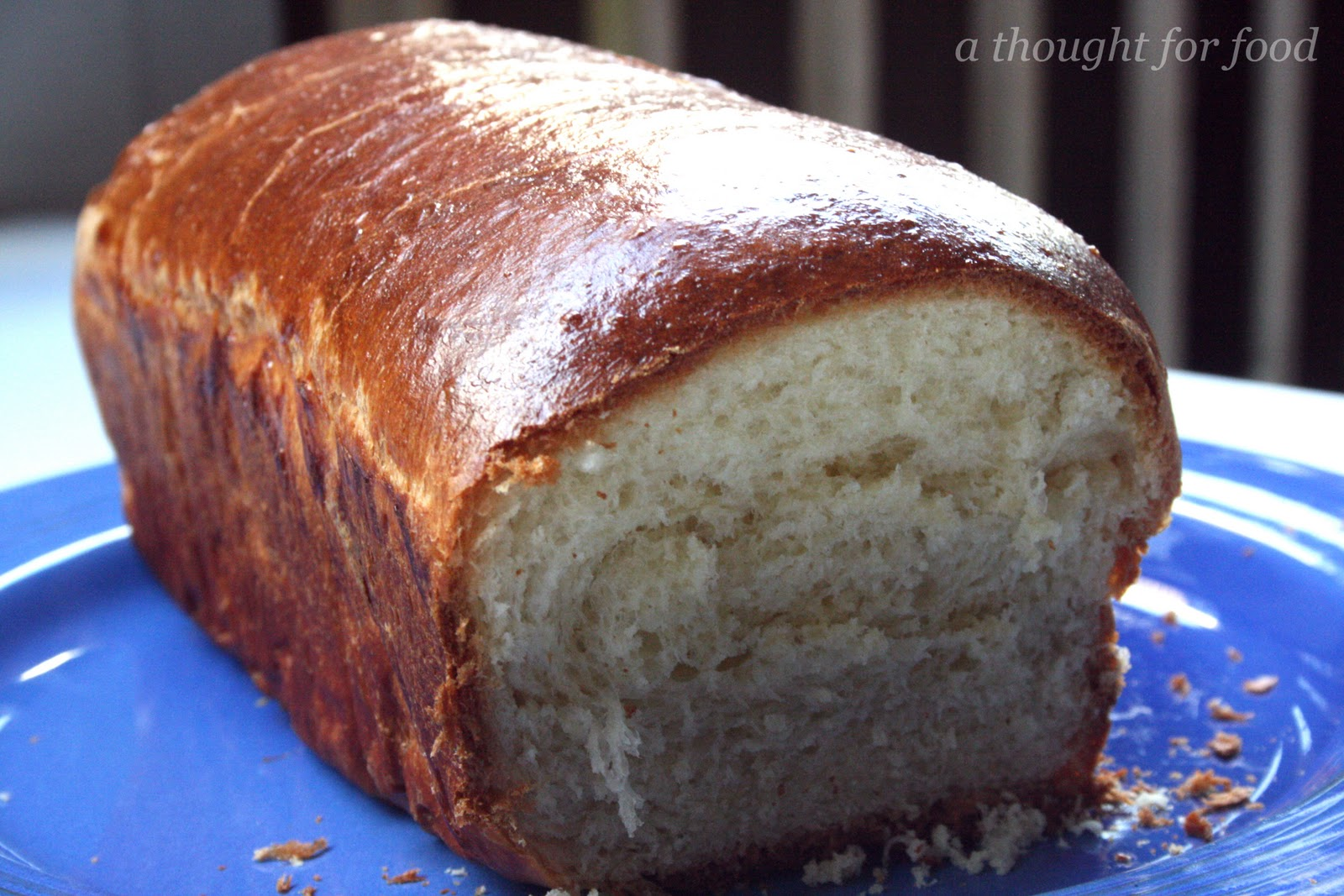 Thanksgiving Recipe: Basic Brioche » A Thought For Food