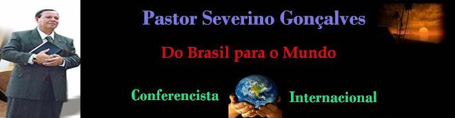 Pastor Severino Gonçalves