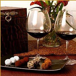 chocolade-wine
