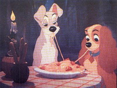 romantic diner