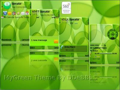 My Green by DDeBBuS
