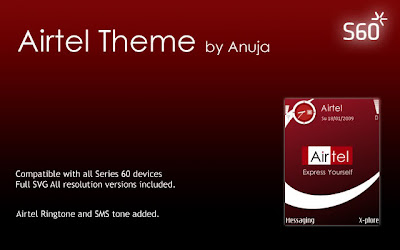 Airtel Theme by Anuja