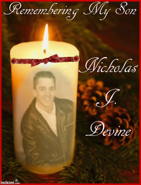 merry christmas in heaven son - Merry Christmas In Heaven