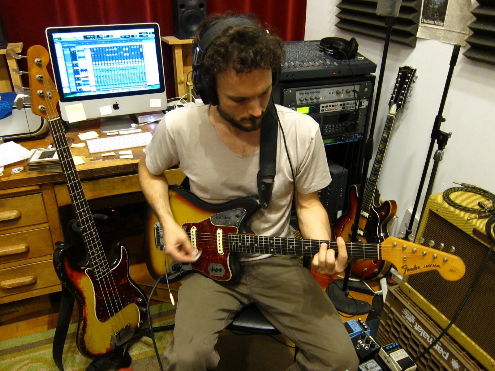 Bothas Boots Home Recordings Studio Live Recording Setup 2010