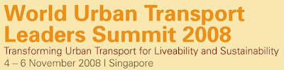 World Urban Transport Leaders Summit 2008