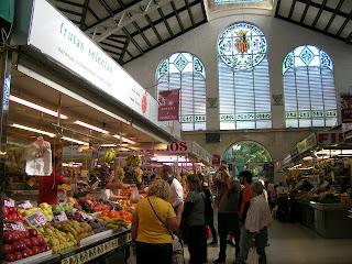 Valencia Mercato Central