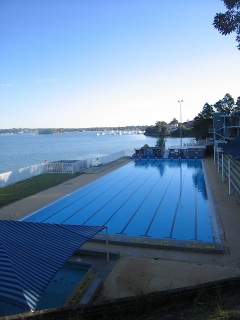 Swimming Drummoyne Olympic Pool