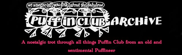 The Puffin Club Archive
