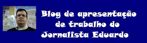 Jornalista Eduardo