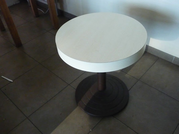 TABLE BASSE DIAMETRE 50