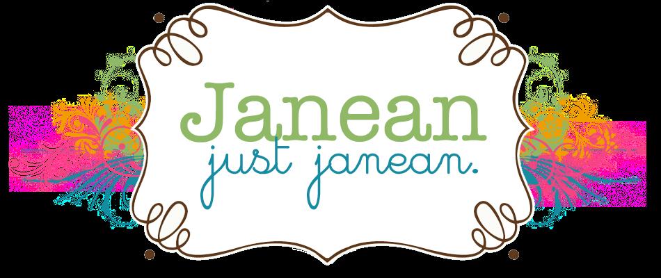 Janean.  Just Janean