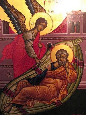 Angel And Joseph