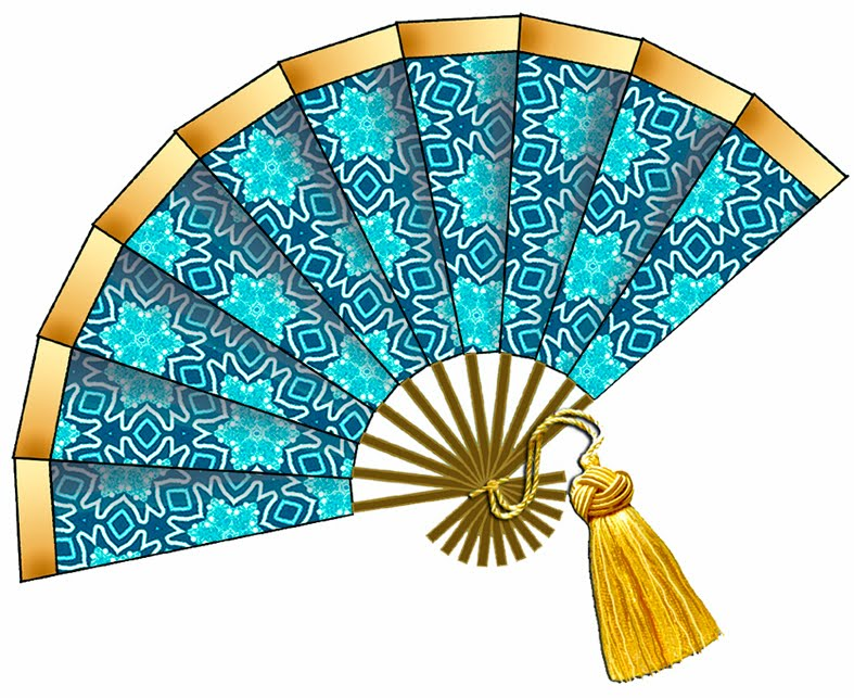 Fan Clipart Fan clip art graphics.