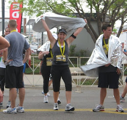 OKC 1st Half Marathon, April 2009