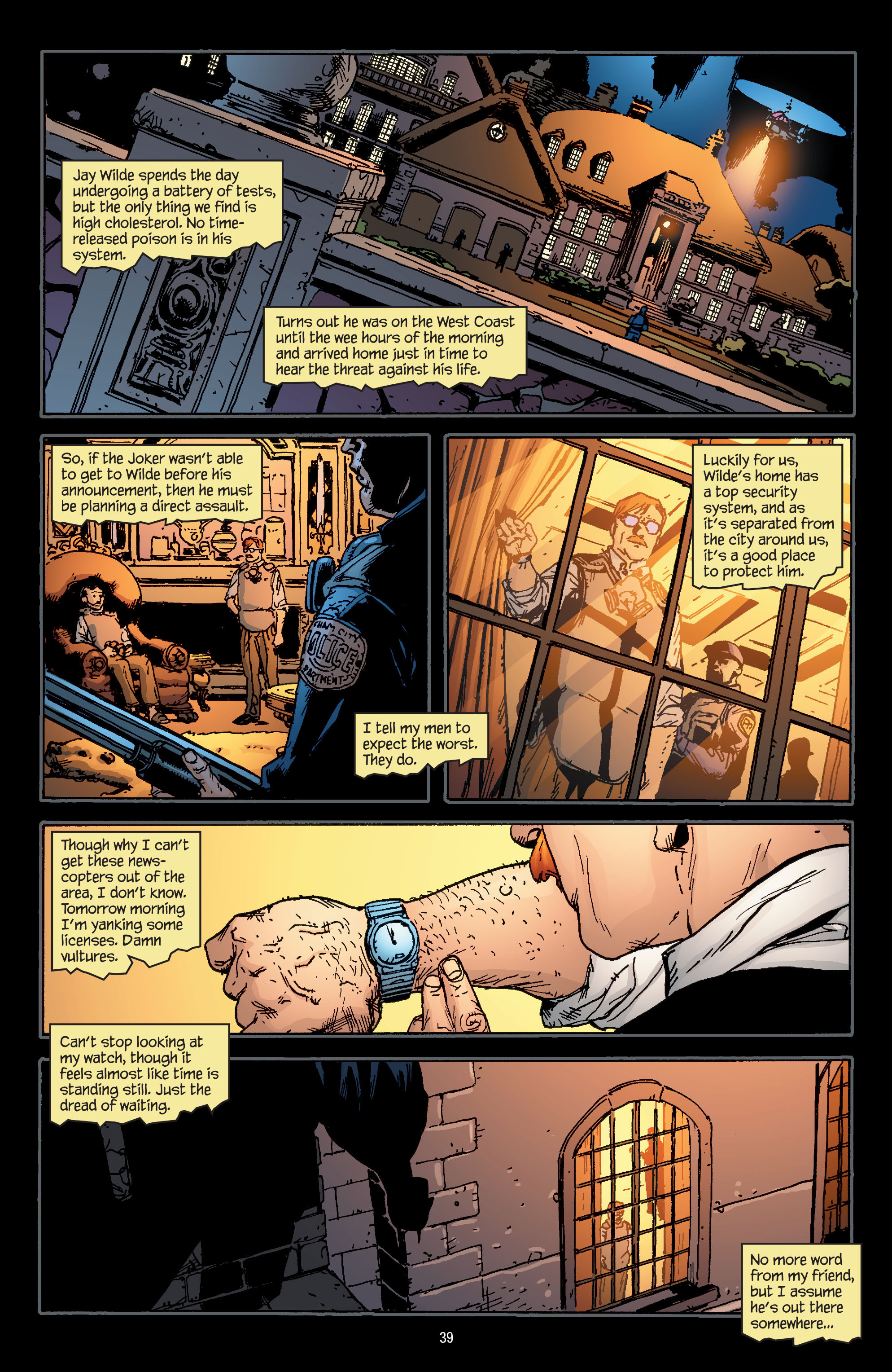 Batman: The Man Who Laughs chap 1 pic 40