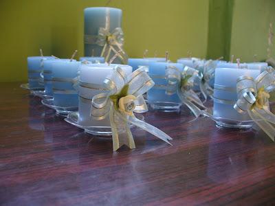 Pin cirios velas decoradas bautizo primera comunion - Velas decoradas para bautizo ...