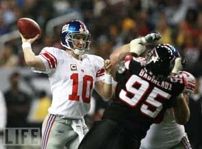 Falcons Giants Preview – Giants Will Put Matty on Ice