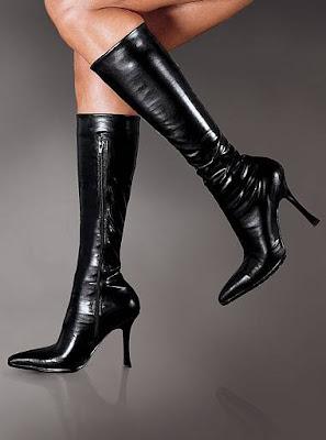 uzunderitopuklubayancizmme - Topuklu Ayakkab�lar