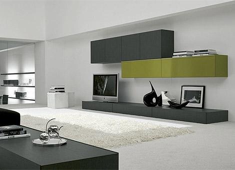 St kbal tv nitesi modelleri for Ultra modern living room designs