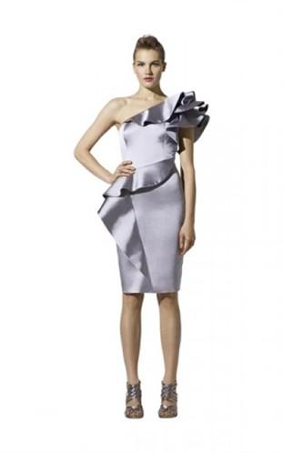 Vakko Ni�an Elbisesi Modelleri 2012