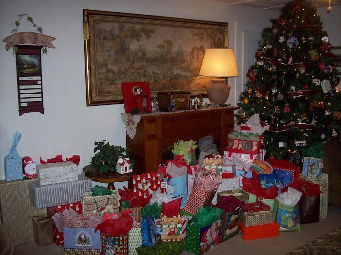 Christmas gifts 2007