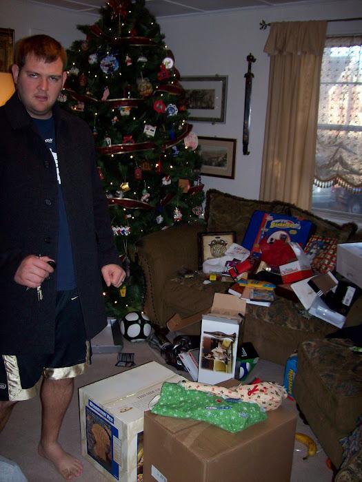 Christmas coat 2007