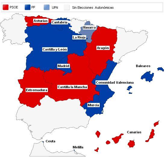 Elecciones autonómicas 2007
