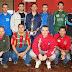 Equipe Vencedora em São Lorenço