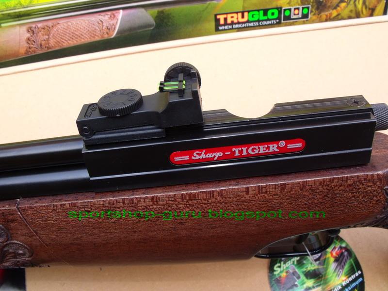Gun Sport  Sharp Tiger Long Barrel Air Rifle