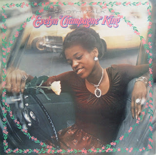 EVELYN CHAMPAGNE KING 1977 {smooth talk }