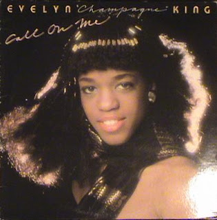 EVELYN CHAMPAGNE KING 1980 { call on me}