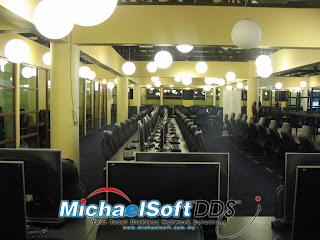 Michaelsoft DDS Diskless Solution , Cloud Computing , Diskless Cybercafe , Diskless System , Michaelsoft DDS Diskless System in Cybercafe,Diskless Cybercafe