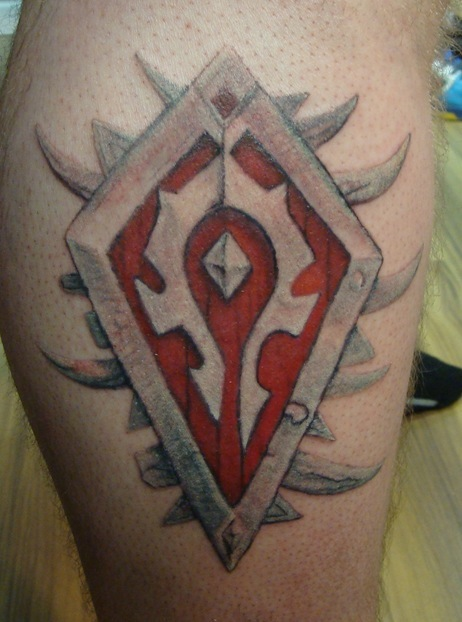 For The Horde.