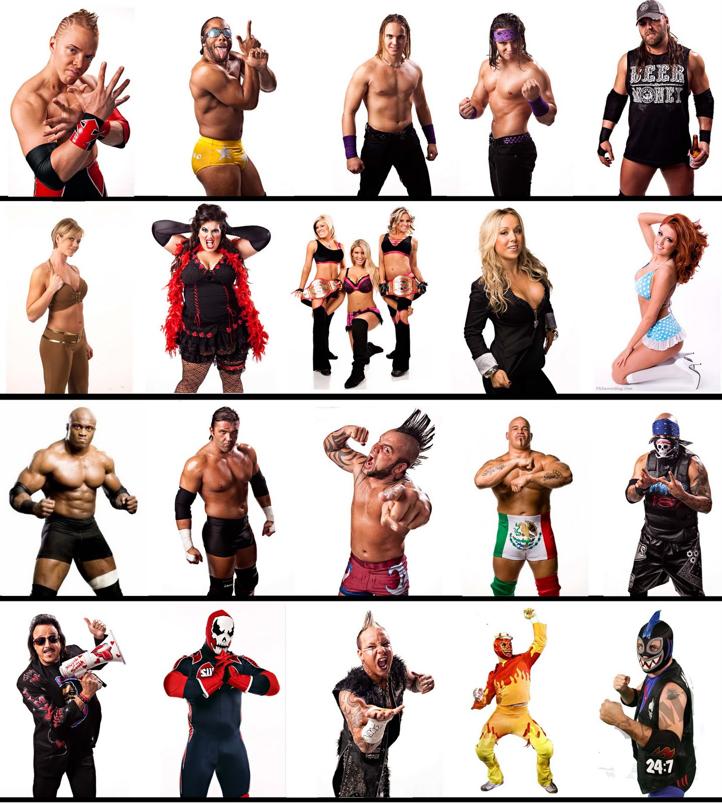 tna superstar search