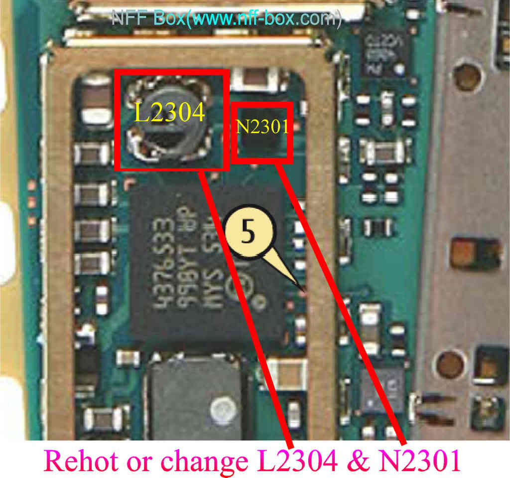 Nokia E70 Light Problem Solution