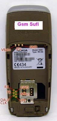 Nokia 1600 pin out solution thecheapjerseys Images
