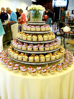 Amazing Graduation Cupcake