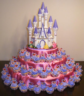 Great Disney Princess Birthday Cakes