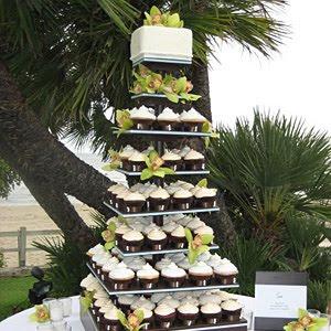 Great Cupcake Wedding Cake