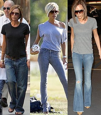 Jeans And T-Shirts