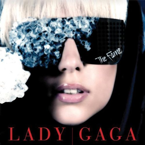 Lady Gaga Album Cover The Fame