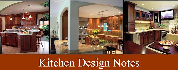 Kitchen Design Notes